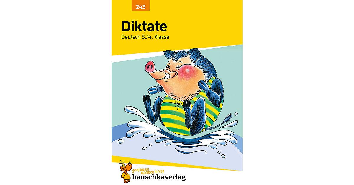 Hauschka Verlag · Diktate 3./4. Klasse