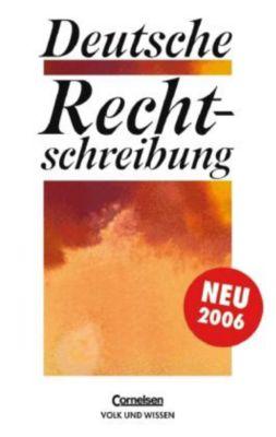 Buch - Deutsche Rechtschreibung