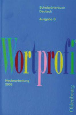 Buch - Wortprofi, Ausgabe B