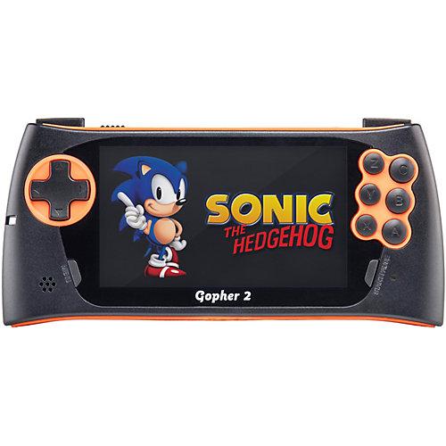Игровая консоль Sega Genesis Gopher 2 LCD 4.3, +500 игр от SEGA