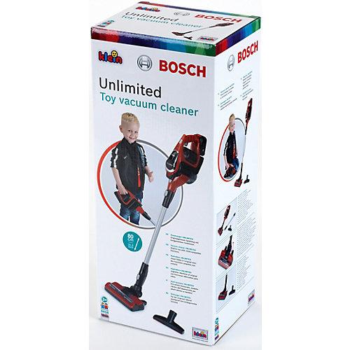 Игрушка-пылесос Klein Bosch  Unlimited, звук от klein