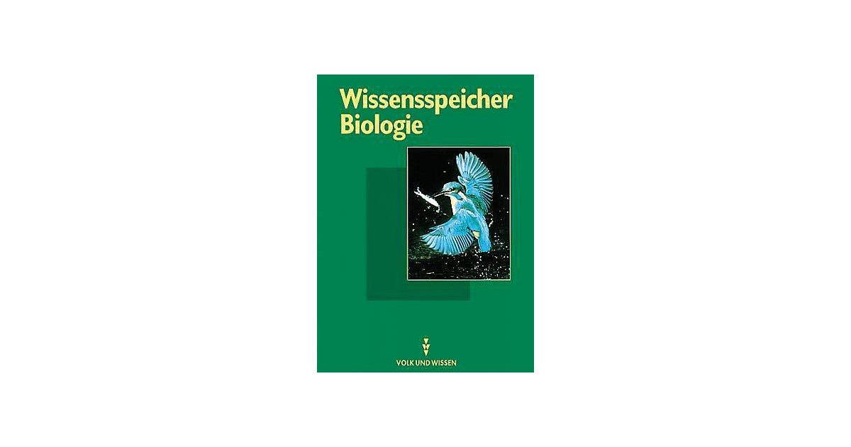 Wissensspeicher Biologie, neue Rechtschreibung