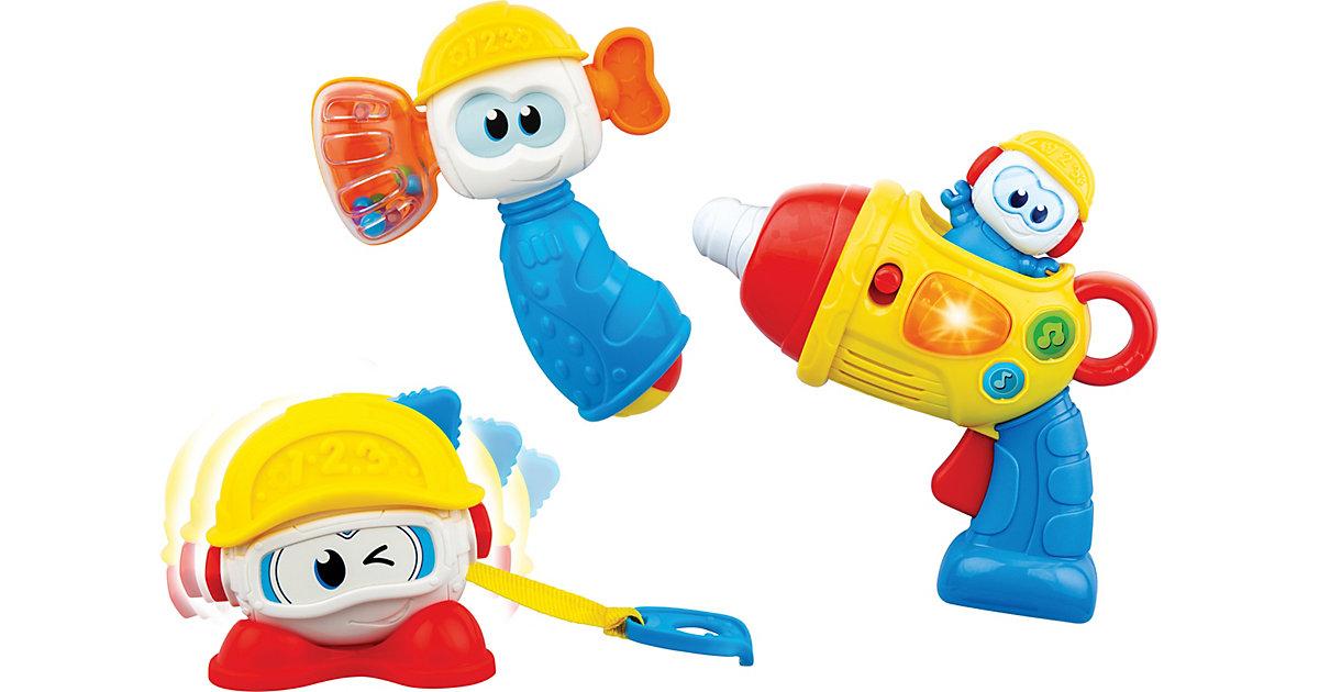 The Little Builder Baby Werkzeug-Set gelb
