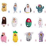 Мини-кукла Zapf Creation Baby born Surprise, серия 3