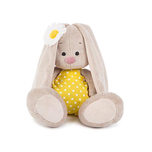 Одежда для мягкой игрушки Budi Basa Песочник желтый в белый горошек, 23 см от Budi Basa
