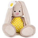 Одежда для мягкой игрушки Budi Basa Песочник желтый в белый горошек, 23 см