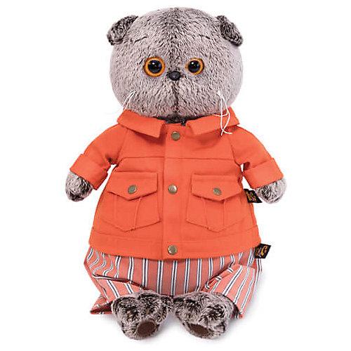 Мягкая игрушка Budi Basa Кот Басик в оранжевой куртке и штанах, 25 см от Budi Basa