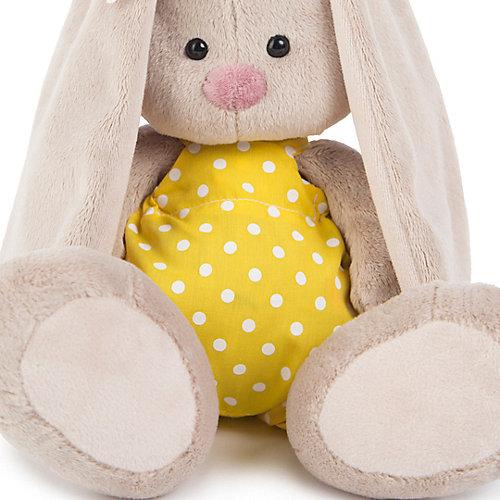 Одежда для мягкой игрушки Budi Basa Песочник желтый в белый горошек, 18 см от Budi Basa