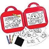 Набор для рисования Crayola Mini Kids Рисуй и стирай