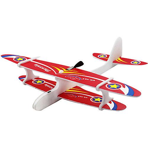 Детский летающий самолетик Kids Choice, с моторчиком от Kids Choice