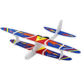 Детский летающий самолетик Kids Choice, с моторчиком