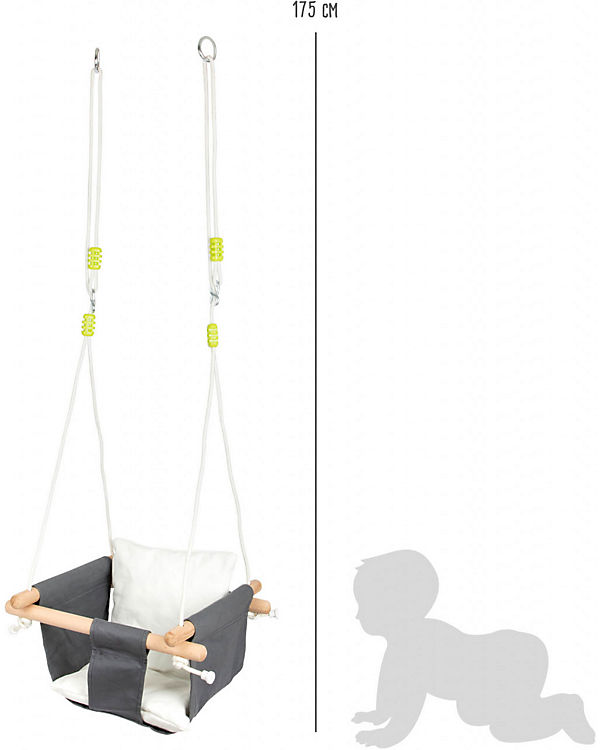 Babyschaukel Komfort, Small Foot AW1Nvd