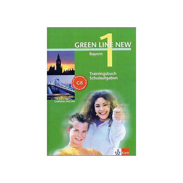 green line new ausgabe f r bayern trainingsbuch. Black Bedroom Furniture Sets. Home Design Ideas