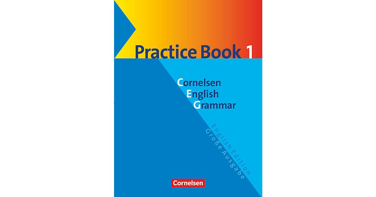 Cornelsen English Grammar, Große Ausgabe: Pract...