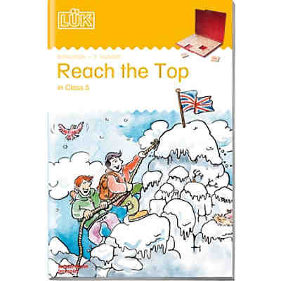 LÜK: Reach the Top in Class 5, Übungsheft