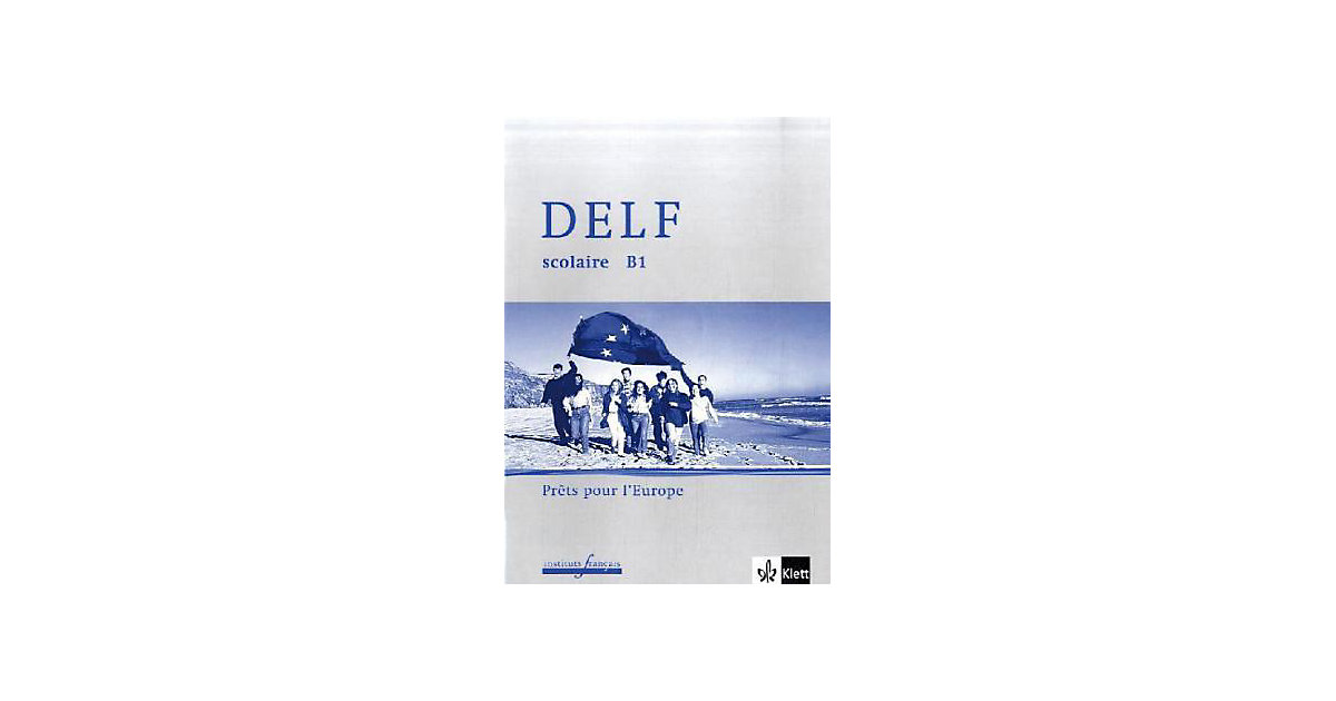 DELF scolaire - Pret pour l´ Europe, m. Audio-CD
