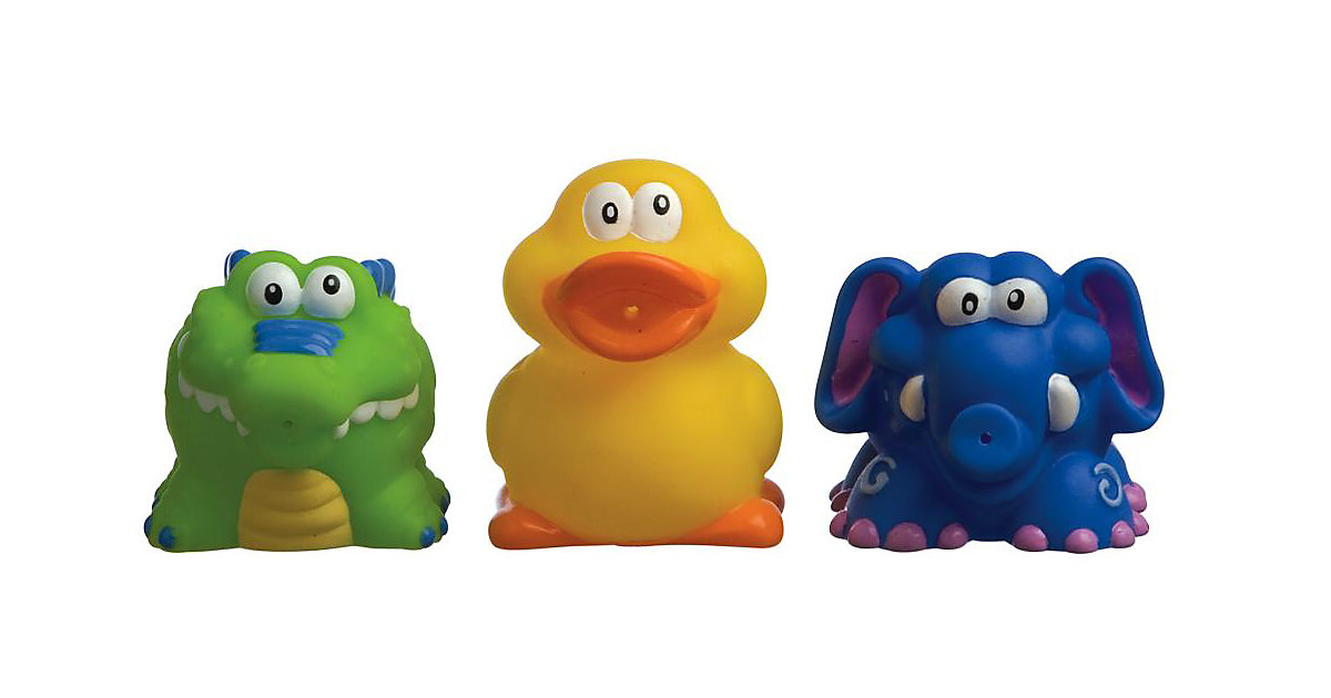Badefiguren, 3er Pack