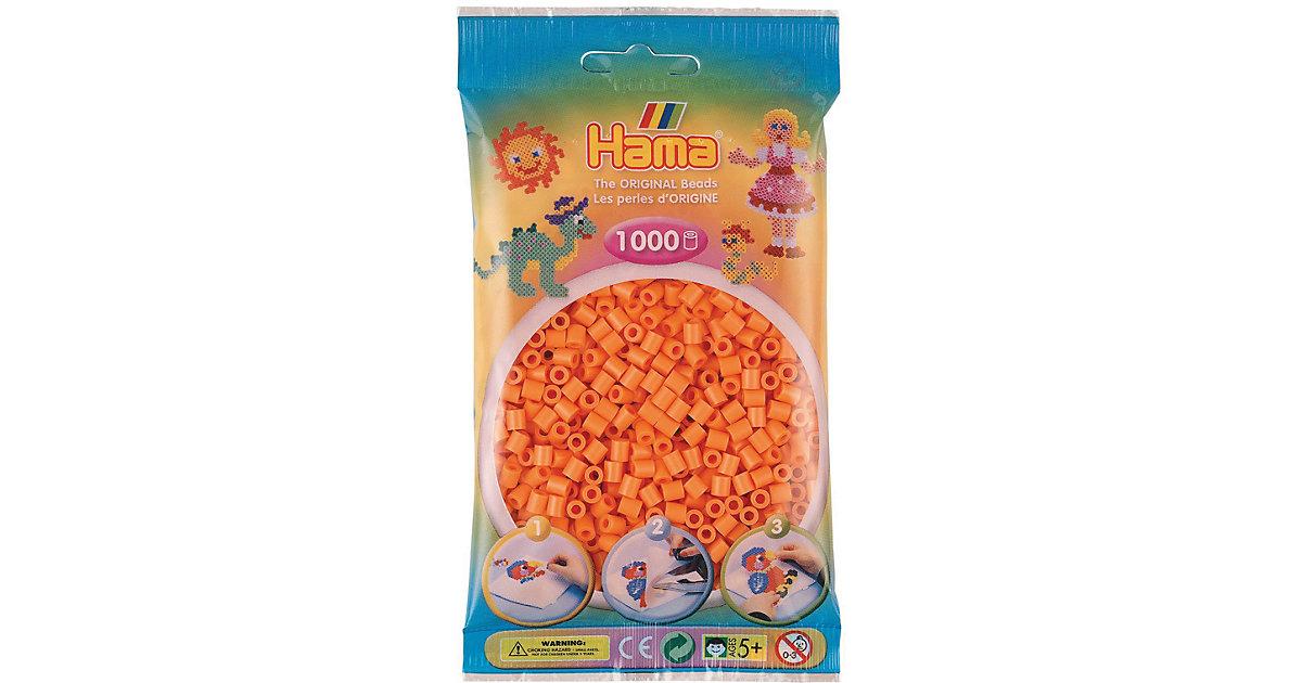 HAMA 207-79 Beutel midi-Perlen, 1.000 Stück, Apricot
