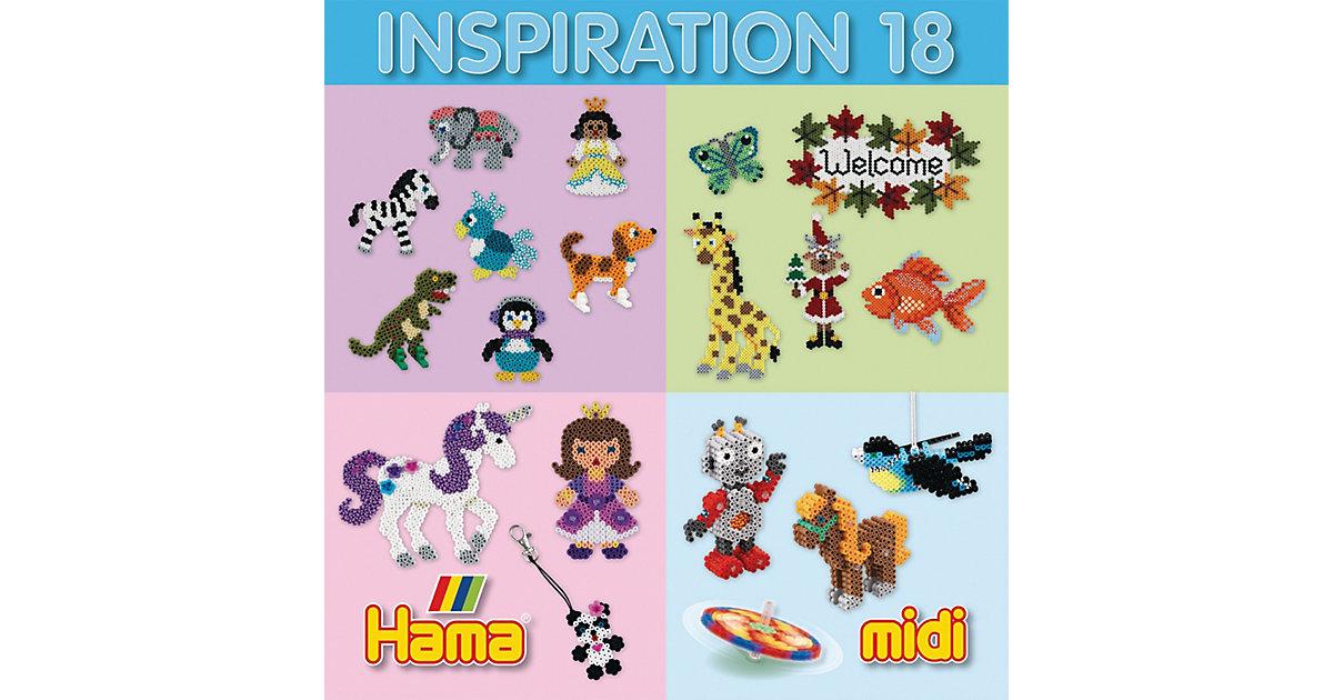 HAMA 399-18 midi-Inspirationsheft 18, 56 Seiten
