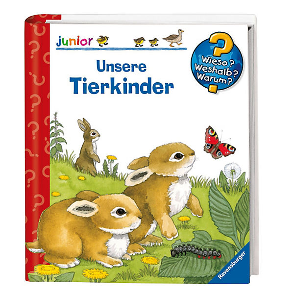 WWW junior Unsere Tierkinder