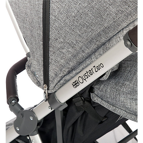 Прогулочная коляска Oyster Zero Basic Granite Grey от Oyster