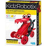 Набор для робототехники 4M KidxRobotix Технодракон