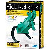 Набор для робототехники 4M KidxRobotix Крейзибот