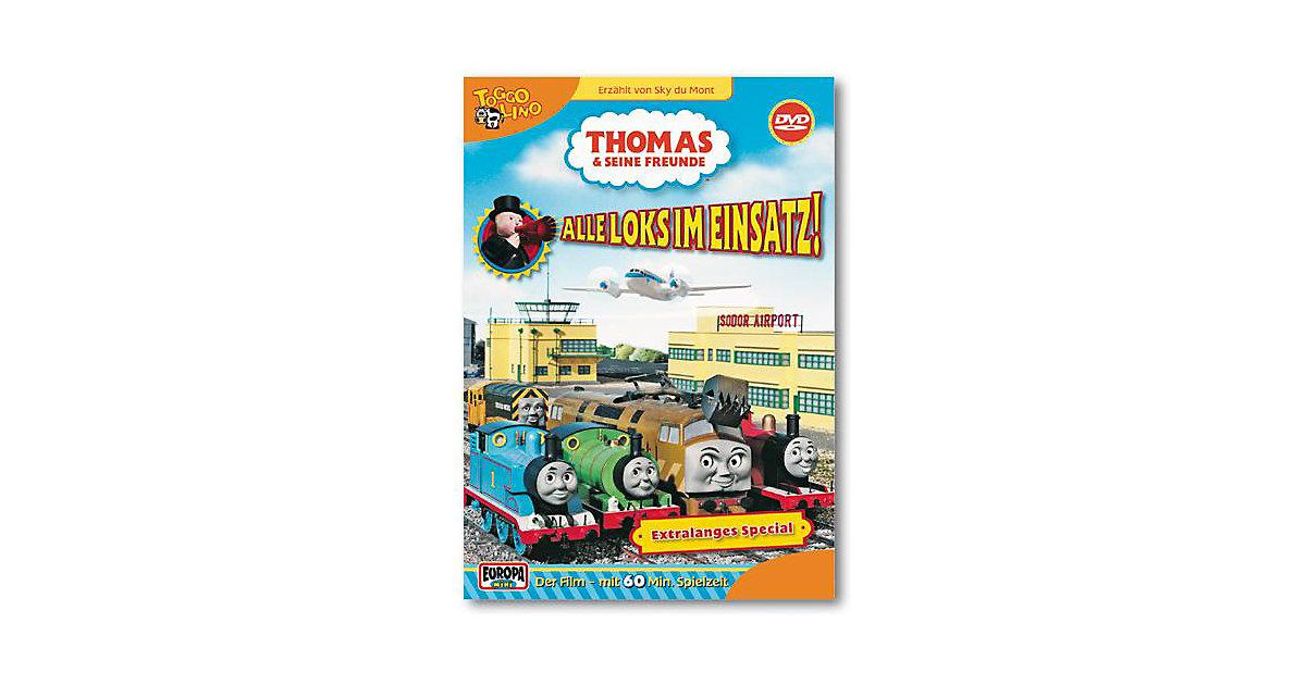 DVD Thomas und seine Freunde: Alle Loks im Einsatz