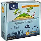 """Конструктор Pinlab """"Подводный телеграф. Маяк"""""""
