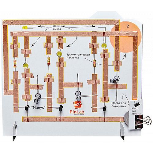 """Конструктор Pinlab """"Светофор. Огни большого города"""" от PinLab"""