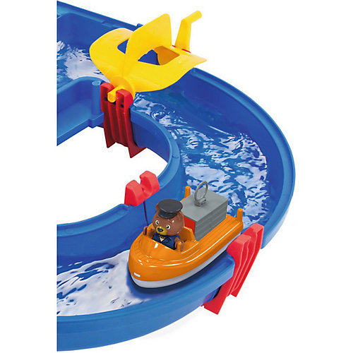 Водный трек Big AquaPlay MegaLockBox от Aquaplay
