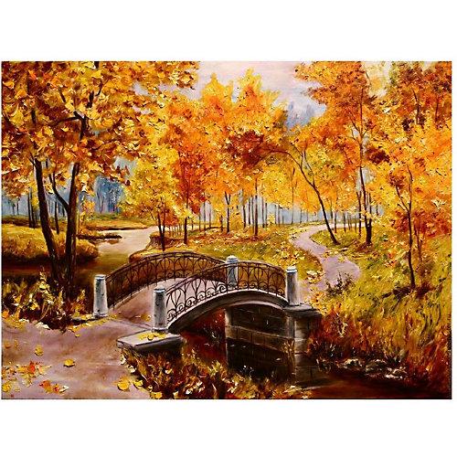 Картина по номерам Molly Золотая осень от Molly