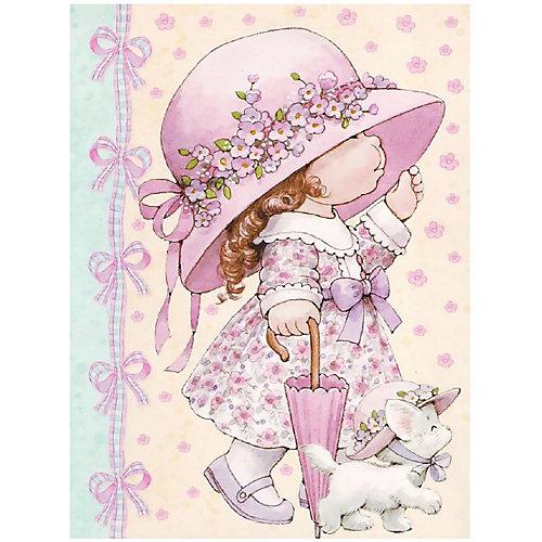 Картина по номерам Molly Маленькая модница от Molly