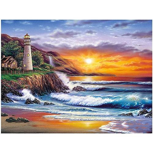 Картина по номерам Molly Красивый закат от Molly