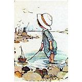 Картина по номерам Molly Увлекательная рыбалка