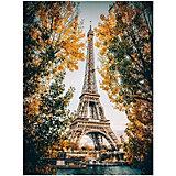 Картина по номерам Molly Париж. Эйфелева башня