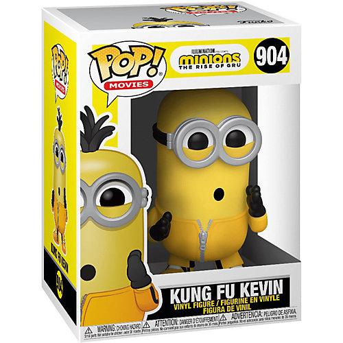 "Фигурка Funko POP! Vinyl: Minions 2 ""Кунг-фу Кевин"", 47804 от Funko"