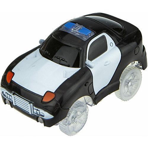 Патрульная машинка 1Toy для гибкого трека от 1Toy