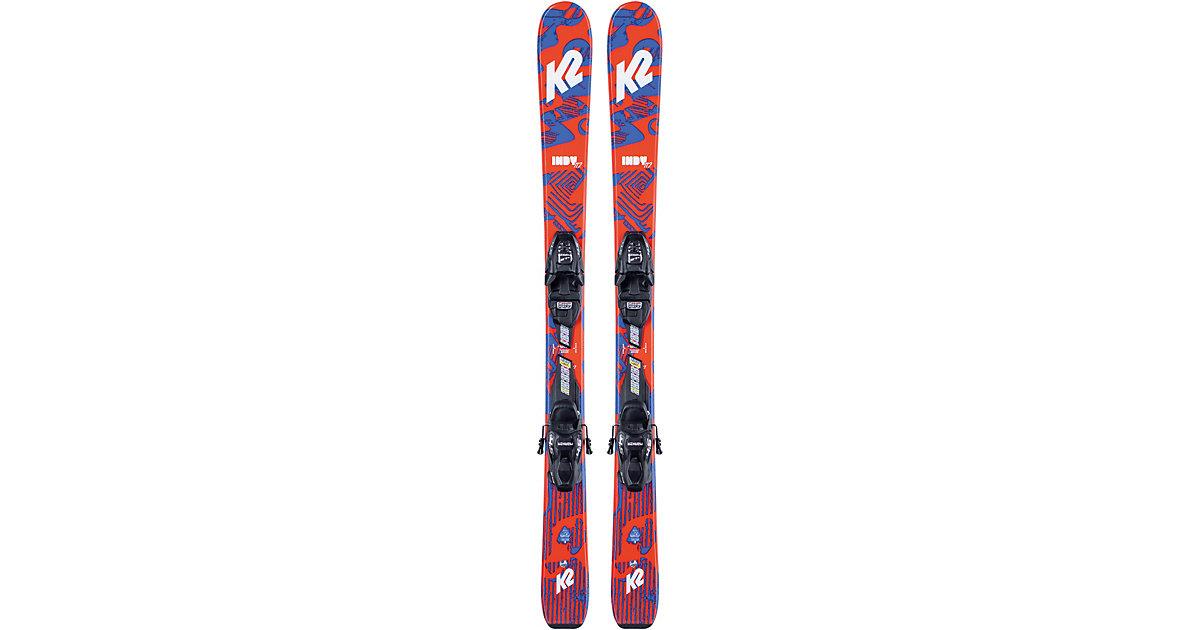 Skisets Indy mehrfarbig Gr. 88