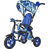 Трёхколёсный велосипед Moby Kids Junior-2, 10х8