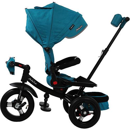 Трёхколёсный велосипед Moby Kids New Leader 360° Air Car New, 12x10 от Moby Kids