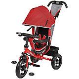 Трёхколёсный велосипед Moby Kids Comfort Air, 12x10