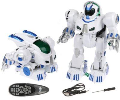"""Радиоуправляемый робот-трансформер Наша Игрушка """"Пультовод"""""""