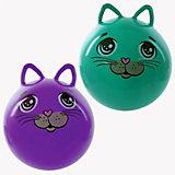 Мяч-прыгун Moby Kids Котёнок с ушками, 45 см