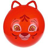 Мяч-прыгун Moby Kids Тигрёнок с ушками, 55 см
