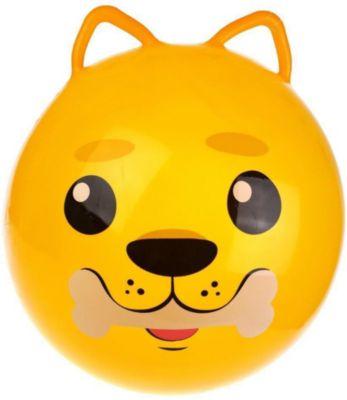 Мяч-прыгун Moby Kids Щенок с ушками, 50 см