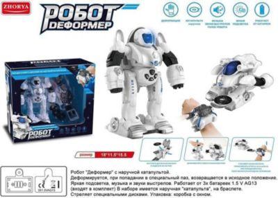 """Робот-трансформер Наша Игрушка """"Деформер"""""""