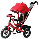 Трёхколёсный велосипед Moby Kids Comfort Air Car1, 12x10