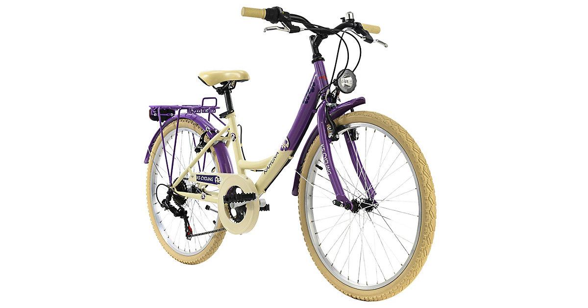 Image of Kinderfahrrad 24'' Kahuna Fahrräder Rahmenhöhe: 36 cm lila