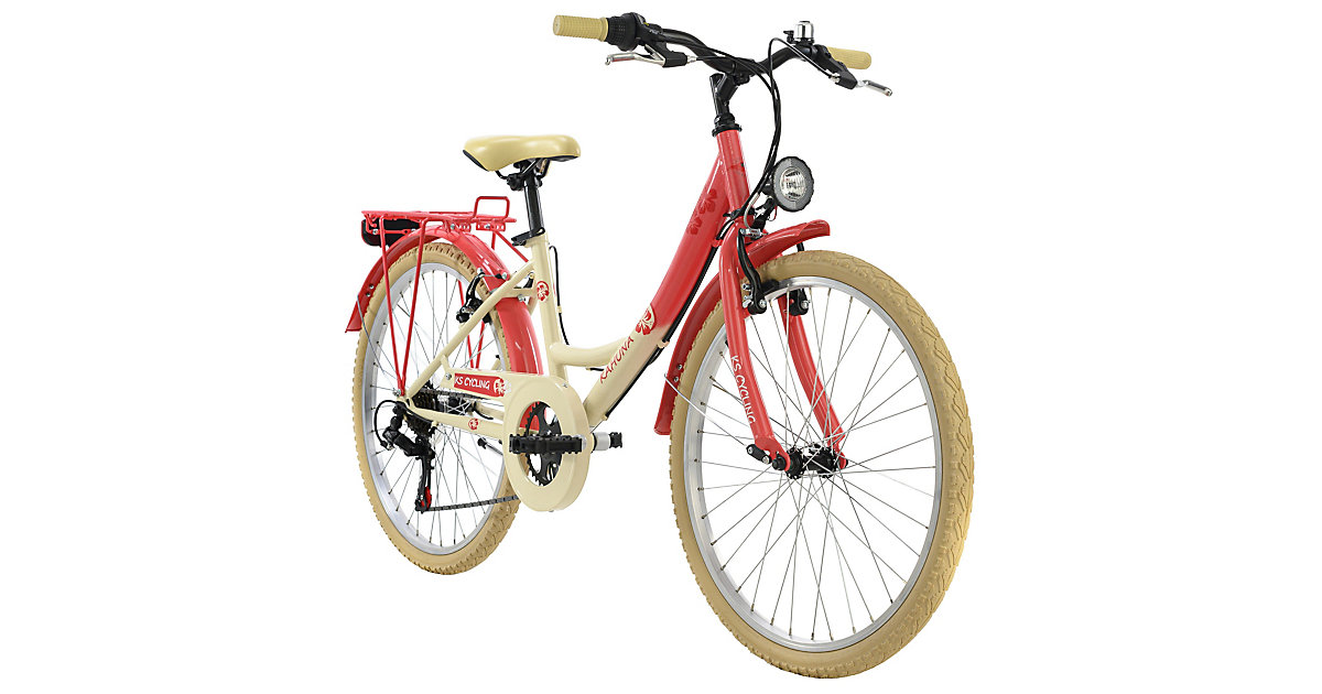 Image of Kinderfahrrad 24'' Kahuna Fahrräder Rahmenhöhe: 36 cm rot